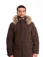 Куртка Cool Code S Коричневая (111743-s)