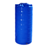 Емкость 750 литров вертикальная двухслойная - 79 х 170 см узкая