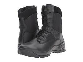 """Ботинки/Сапоги (Оригинал) 5.11 Tactical A.T.A.C 8"""" Side Zip Black"""