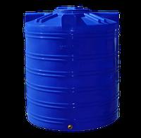 Ёмкость вертикальная 1000 литров двухслойная - 107 х 122 см Ротоевропласт