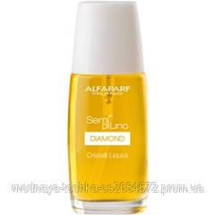 ALFAPARF Жидкие кристаллы для блеска волос в спрее Semi Di Lino Diamond  30 мл