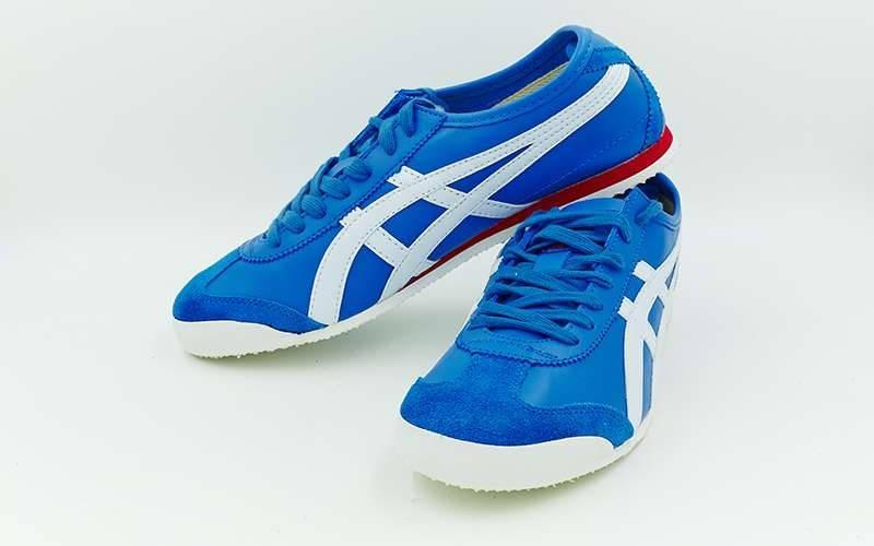 22100e09891c Обувь спортивная мужская Кожа ASICS (р-р 40-45) TIGER (кожа,PVC,  подошва-RB, синий) Распродажа!