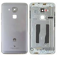 Задняя часть корпуса (крышка аккумулятора) Huawei Nova Plus Original Gray