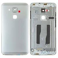 Задняя часть корпуса (крышка аккумулятора) Huawei Nova Plus Original White