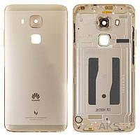 Задняя часть корпуса (крышка аккумулятора) Huawei Nova Plus Original Gold