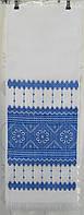 Рушник синій (ручна робота) (арт-1740)