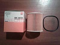 Масляный фильтр KNECHT OX149D на VOLVO C70 ,S40, S60, S70, S80, V40, V70, XC70, XC90