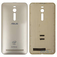 Задняя крышка корпуса Asus ZenFone 2 ZE550ML / ZE551ML Gold