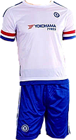 Футбольная форма детская CHELSEA  (XS-S-M-L-XL)