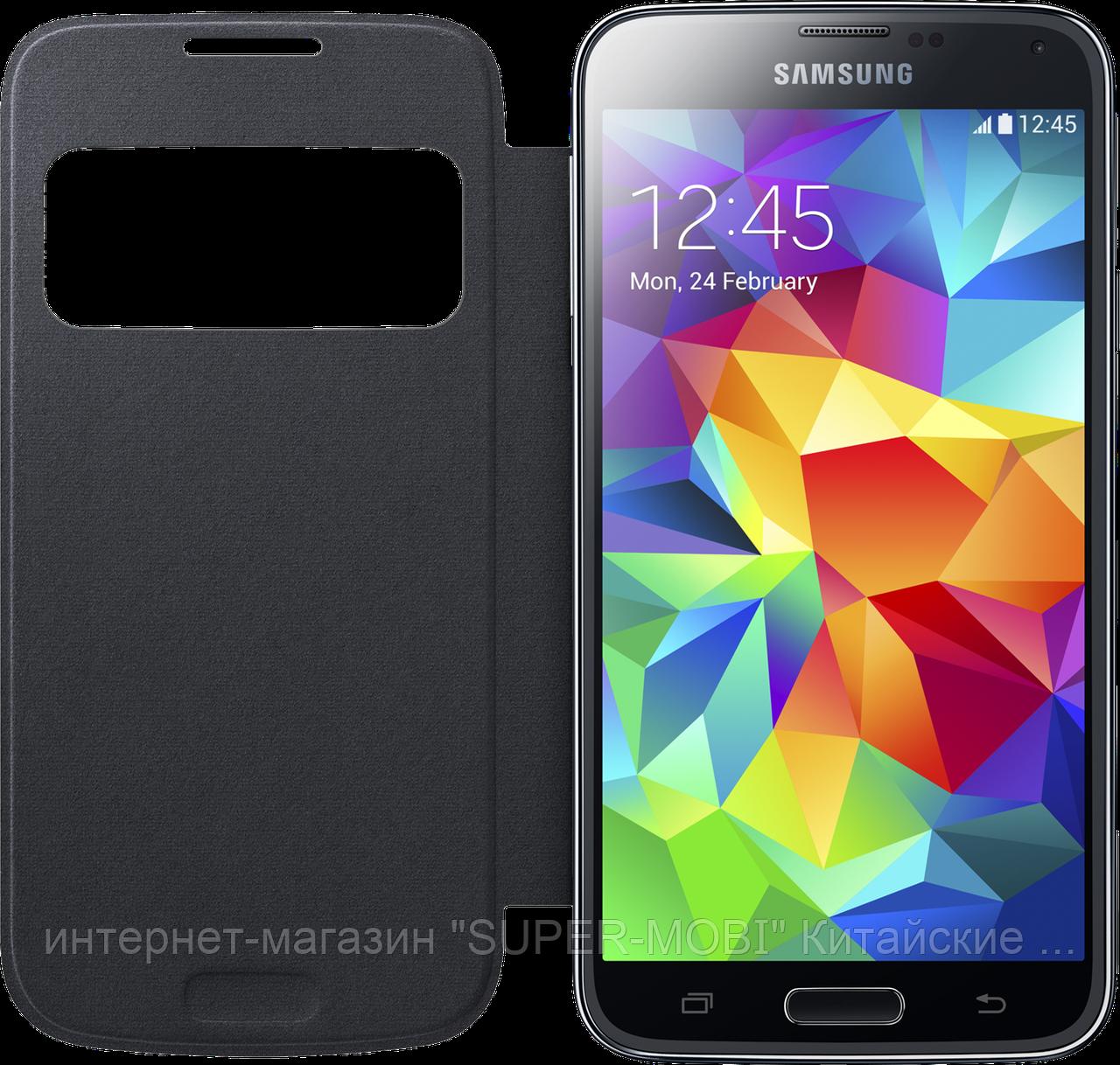 """Китайский телефон Samsung Galaxy S5, дисплей 4.7"""", Wi-Fi, ТВ, 2 SIM. Огромный дисплей! - интернет-магазин """"SUPER-MOBI"""" Китайские телефоны 100% копии iPhone Samsung Nokia в Киеве"""