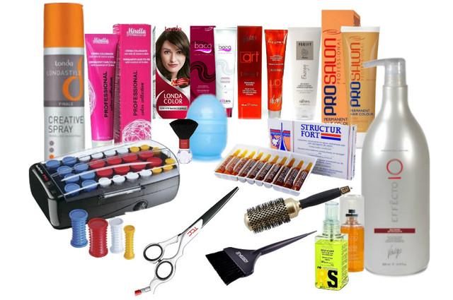 Парикмахерское искусство / Все для волос