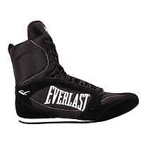 Боксерки EVERLAST High Top Boxing Shoe Black