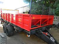 Машина для внесения органических удобрений ПРТ-10,ПРТ-7,РОУ-6