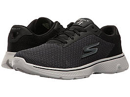 Кроссовки/Кеды (Оригинал) SKECHERS Performance Go Walk 4 - Noble Black/Gray