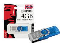 USB Flash 4GB флешка Kingston DataTraveler DT101 G2