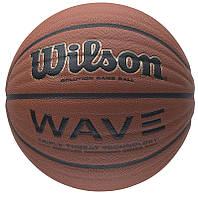 Баскетбольный мяч Wilson WAVE GAME BALL BSK SS14