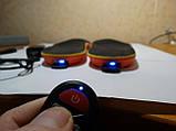 Устілки з підігрівом бездротові радіокеровані на пульту Ultra-sport 1800, фото 6