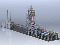 Проектирование оборудования для нефтехимической промышленности