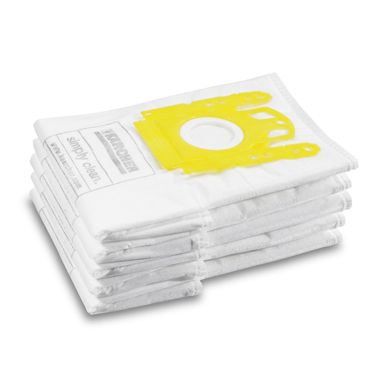 Фильтр-мешки из нетканого материала (5 шт.) В VC 6