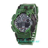 Часы Casio G-Shock GA-100 хаки