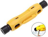 Hanlong Ручка-резак HLT-323 для зачистки кабелей RG-59