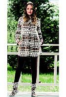 Домашняя одежда Dika Пижама женская 4665 коричневый S