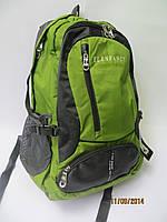 Рюкзак городской EF - салатовый окрас