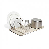 Сушка для посуды Udry Mini Umbra (бежевая)