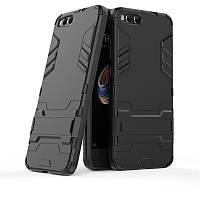 Чехол Xiaomi Mi Note 3 Hybrid Armored Case черный