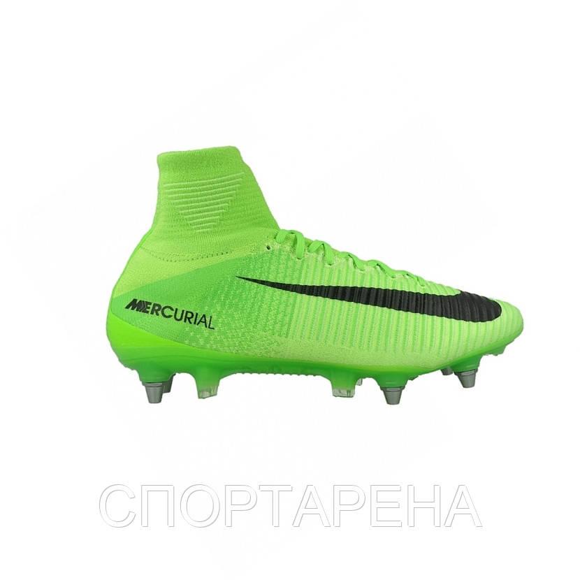 420cae19 Профессиональные футбольные бутсы Nike Mercurial Superfly V SG Pro  831956-305 42