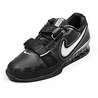 Штангетки Nike Romaleos II Power Lifting Black