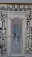 Міжкімнатні дерев'яні двері М-26 від виробника, фото 1