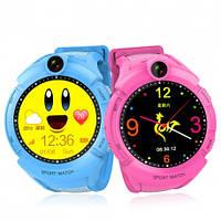 Умные детские смарт часы с GPS - Smart Baby Watch Q610s
