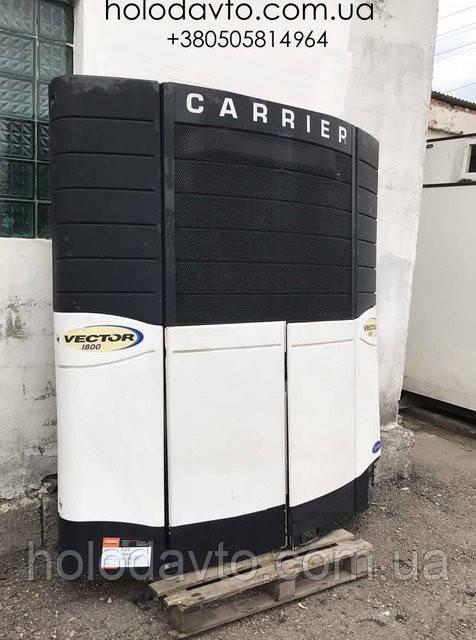 Холодильная установка Carrier Vector 1800, 1850 MT, фото 1