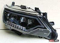 Toyota Сamry V55 оптика передняя ксенон+ LED фары тюнинг