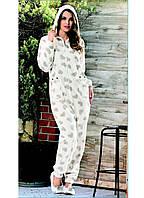 Домашняя одежда Dika Пижама женская 4713 белый S