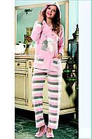 Домашняя одежда Dika Пижама женская 4718 розовый S