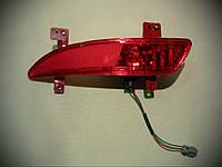 Фонарь заднего бампера L EC7 (sedan) 1067001218