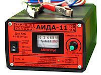 Зарядное устройство для авто аккумуляторов «АИДА-11»:автомат+ручной заряд 12В АКБ 4-180А*час