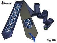Стильна вишита краватка Маркіян