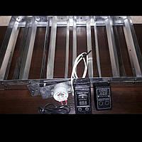 Механизм автоматического переворота для бытового инкубатора на 36-42 гусиных яиц