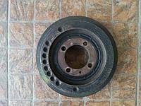 Шкив демпферный коленчатого вала коленвала Mazda 323 BH BA 1.7 TD 4EE1-T 1994-1998 гв., фото 1