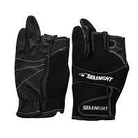 Парные SeaKnight Рыболовные Перчатки l