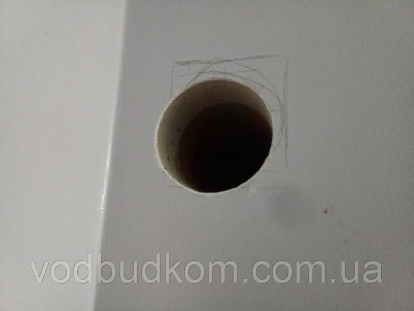 Алмазне буріння свердління отвору діаметром 82 мм Тернопіль