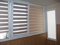 Тканевые ролеты (рулонные шторы), жалюзи