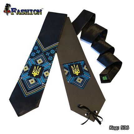 Краватка з вишивкою Степан, фото 2