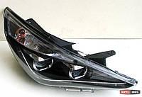 Hyundai Sonata YF оптика передняя тюнинг, ксенон с DRL стиль TLZ