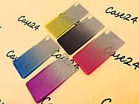 TPU чехол Gradient для Sony Xperia XA (5 цветов)