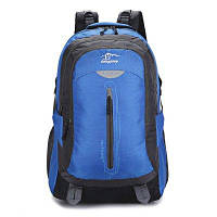 HONGJING 1043 из нейлона 38L альпинистский рюкзак для кемпинга Синий