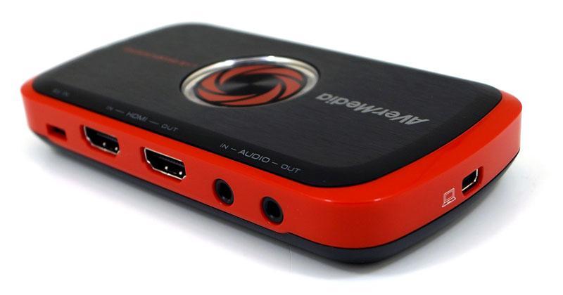 """Устройство видеозахвата AverMedia Live Gamer Portable (C875) """"Over-Stock"""""""